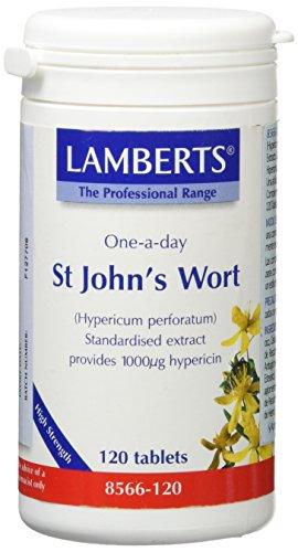 Lamberts Hierba de San Juan - 120 Tabletas