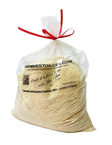Harina de almendra 1KG - Almendra Molida 100% Natural | Sin gluten y sin añadidos | Molido fino - Apta para recetas y repostería saludable