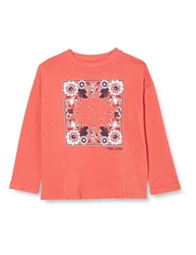Pepe Jeans Ealing Sudadera, Rojo (Bloom Red 239), 8-9 años (Talla del Fabricante: 8) para Niñas