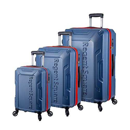 Regent Square Travel - Luggage Sets with Build-in TSA Lock and Spinner Goodyear Wheels –...