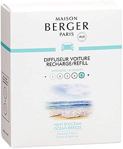 LAMPE BERGER Rec.X2 VOIT.Vent Ocean