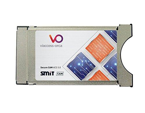Modulo Ci + Sicuro Cam Viaccess per bis.TV, CanalSat, TNT, ECC SRG