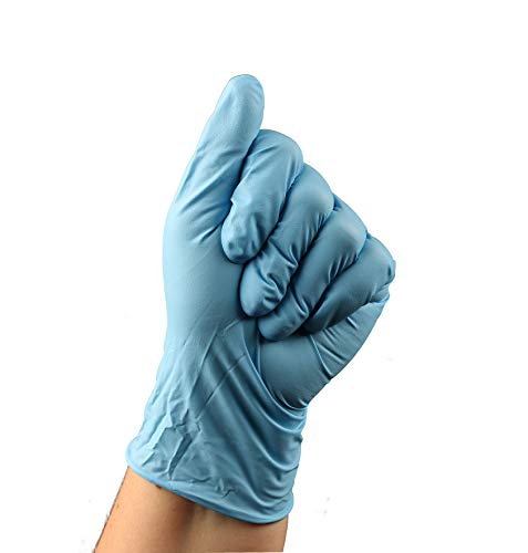 Colad 100 Einweg Nitrile Handschuhe (Größe: XL)