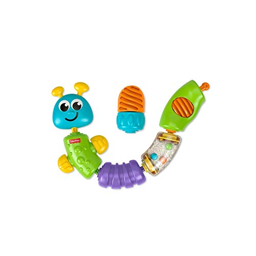 Fisher-Price Brilliant Basics Snap-Lock Caterpillar