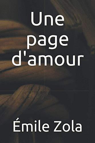 Une page d'amour (Illustré)