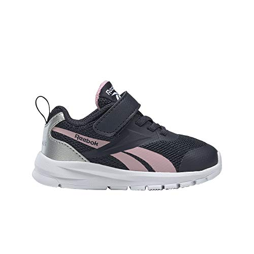 Reebok Rush Runner 3.0 ALT, Zapatillas de Running para Niñas, MAOSNO/CLAPNK/Plamet, 28 EU