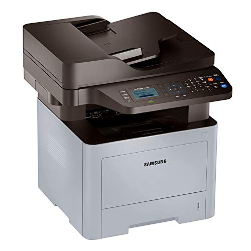 Samsung ProXpress M3370FD Multifunktionsdrucker, grau/anthrazit, USB, LAN, Scan