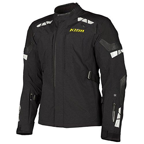 KLIM Latitude Touring Motorcycle Jacket Men's XL Black
