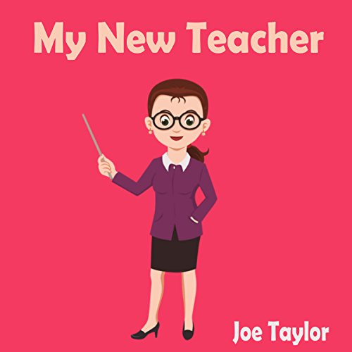 My New Teacher audiobook cover art