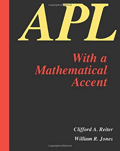 Price comparison product image APL with a Mathematical Accent