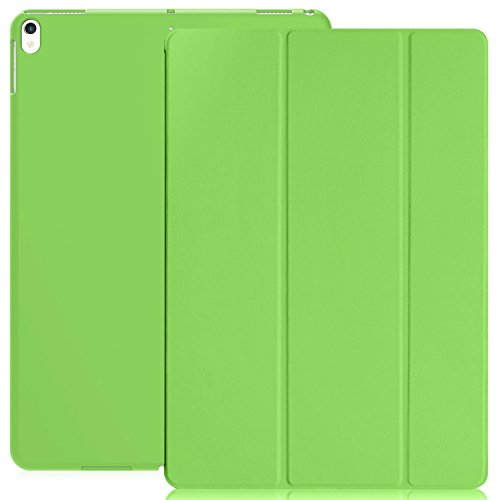 KHOMO iPad Air 3 10.5 (2019) / iPad Pro 10.5 (2017) Case Hülle, Gehäuse mit Doppeltem Schutz Ultra Dunn und Super Leicht Smart Cover Schutzhülle - Grün