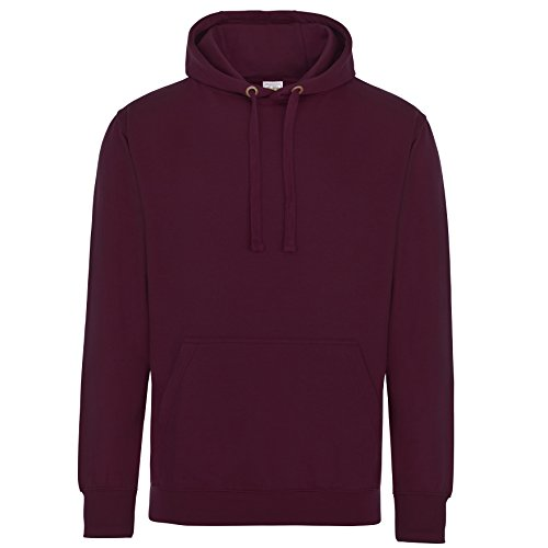 AWDis Just Hoods Adults Unisex Supersoft Hooded Sweatshirt/Hoodie