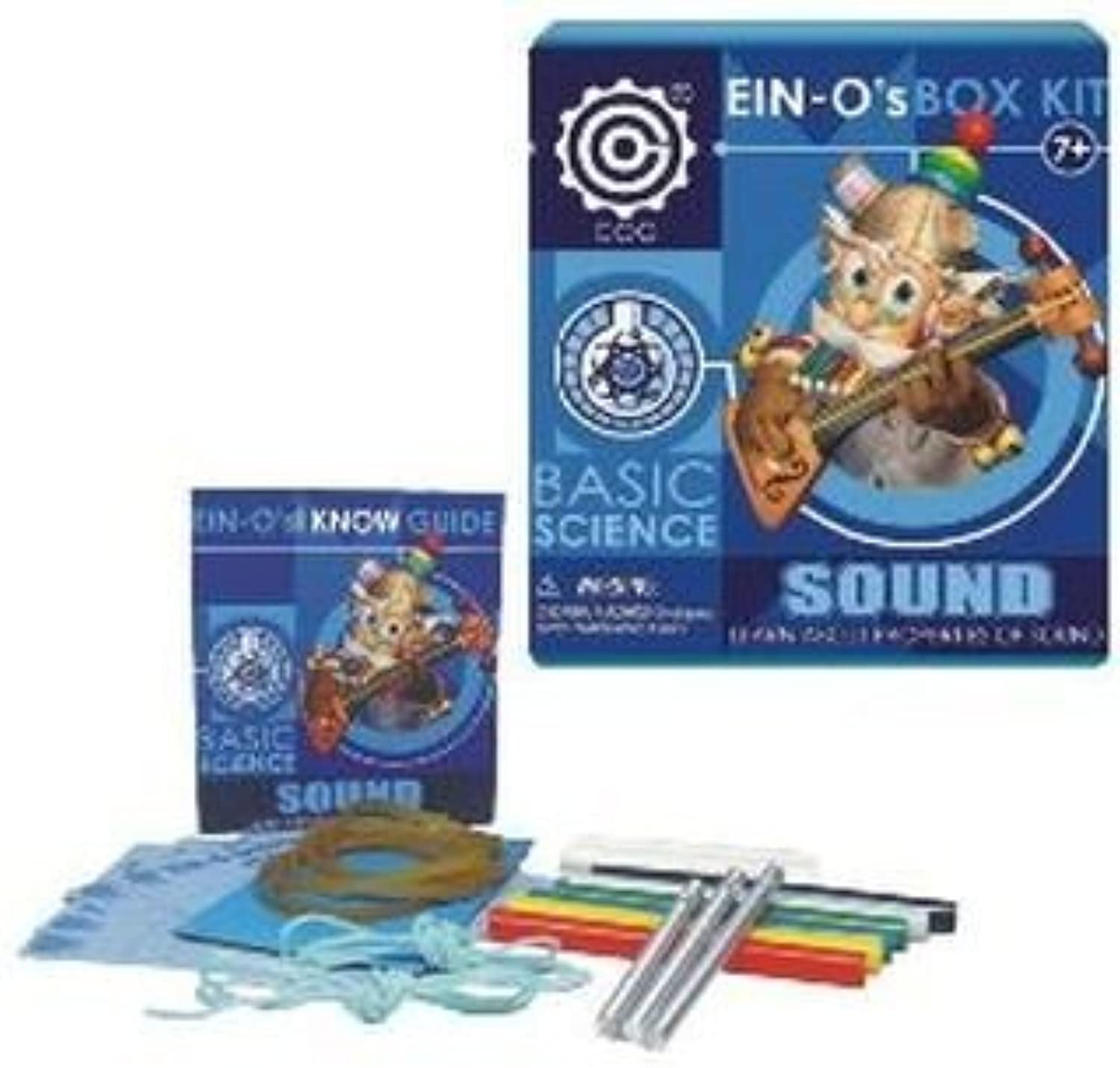 Sound Box Kit by TEDCO