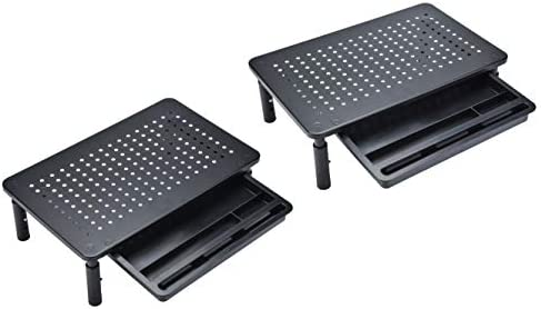 Top 10 Best monitor risers for 2 monitors Reviews