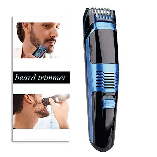 YMG Professionelle Vakuum Bartschneider Haarschneider Schnurrbart Stoppeln Für Männer Elektrische Schnurrbart Haarschneider Formwerkzeug Baby