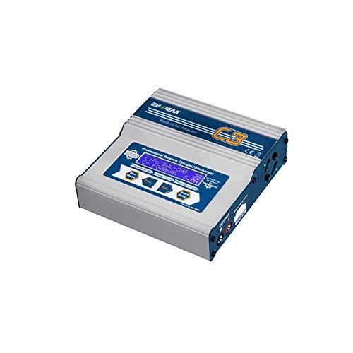 Gogh oplader voor evengewicht, lithium-ion-accu, adapter en oplader, maximaal vermogen tot 50 W, ondersteunt 1 lithium-accu van de serie 6S en NiMH 1-15.
