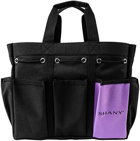 SHANY Cosmetics Shany Beauty Handbag and Makeup Organizer Bag Large Two tone Travel Tote With product image