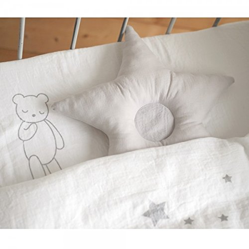 [10mois(ディモワ)]おふとんセットウォシュロンふとん(丸洗い可)・ラッセルスルーマット(丸洗い可+通気性+体圧分散)約90cm新生児~1歳頃まで