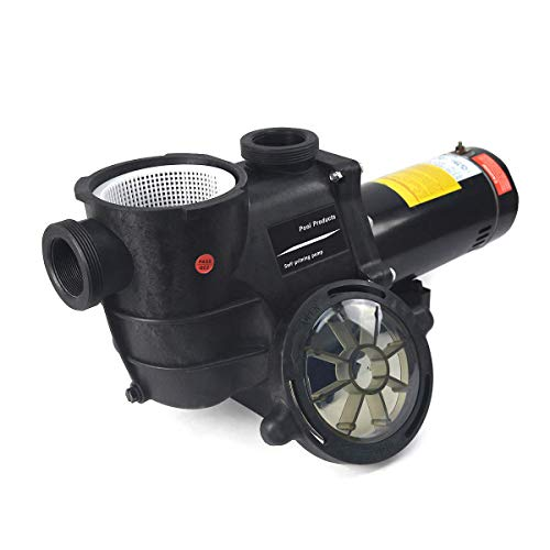 XtremepowerUS 2HP In-Ground Swimming Pool Pump Variable Speed 2