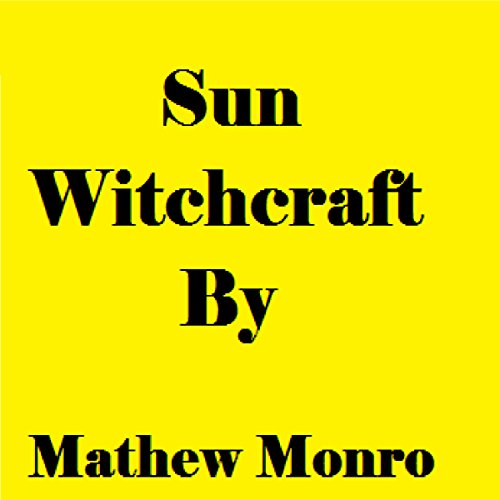 Sun Witchcraft audiobook cover art