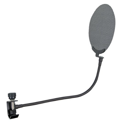 DAP Audio Pop Filter Metal. Filtro Anti-Pop