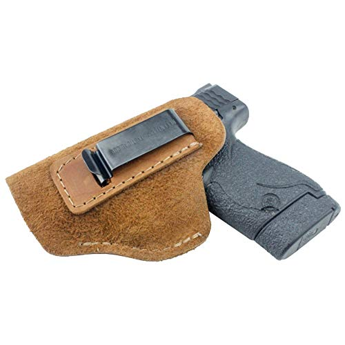 Relentless Tactical The Ultimate Suede Leather IWB Holster -...