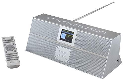 Soundmaster Eliteline IR3300SI Internet- DAB+ sowie UKW Radio USB Bluetooth Alexa fähig