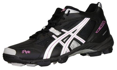 ASICS Schuhe Lacrosseschuhe Gel-V Cut MT Damen 9001 Art. P956Y Größe 42