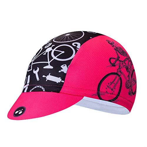 JPOJPO Fahrradmütze für Herren und Damen -  -  Einheitsgröße