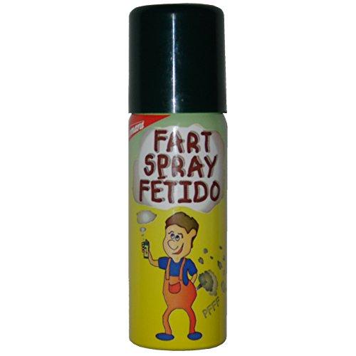 Furzspray Ekliger Gestank aus der Spraydose Scherzartikel Pupsspray Spray