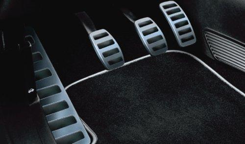 Fiat - Pedali sportivi in alluminio originali per Fiat Grande Punto - Punto Evo - Nuovo Doblo - 500L