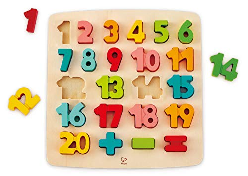 Hape–E1550–Puzzle mit Zahlen und Rechensymbolen