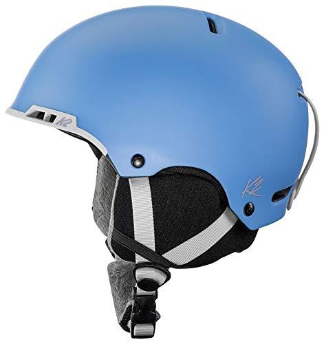 K2 Skis dames skihelm MERIDIAN aqua 1054007.3.1 snowboard snowboardhelm hoofdbescherming protector