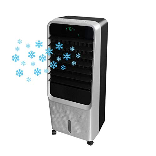 PureAirToday HEPA Air Purifier and Evaporative Cooler, Not Just a Fan! True Cooling System, 3-in-1 Functionality Cleans, Cools, and Humidifies.