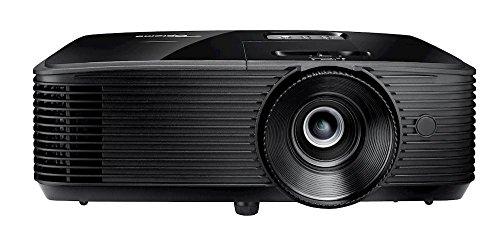 Optoma HD144X projector (Full HD, 1920 x 1080 pixels, 2x HDMI, 3200 lumens, 23,000: 1 contrast, 3D, 1.1x zoom)
