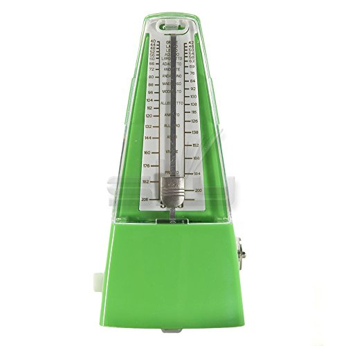 New Style SOLO SOLO350 Mechanical Metronome Green Color