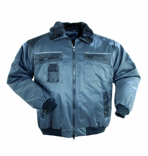 Pilot Jacket Size M Anthracite/Black Größe 48/50 M