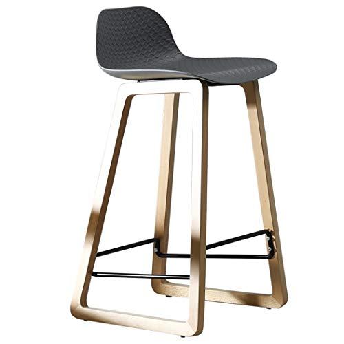 JQQJ bartafel met barkruk, PP kunststof, hoge kruk, massief hout, hoge kruk, kruk met reception, kruk, hoge stoel