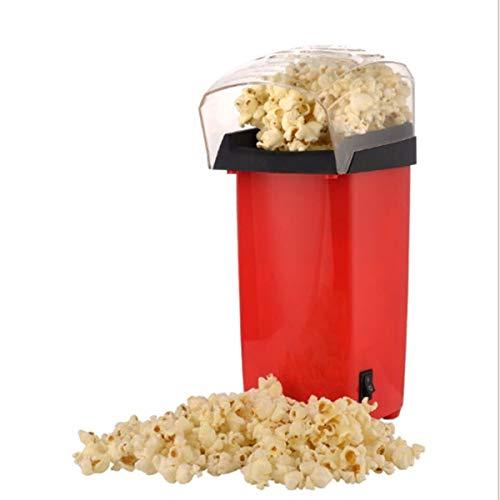 For Sale! FAMKIT 1200W Mini Electric Hot Air Popcorn Maker Home Use Automatic Popcorn Machine Mini E...
