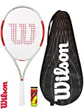 Wilson Court Zone Raquette de Tennis + 3balles