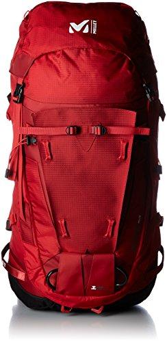 Millet Peuterey I45+10 Mochila de Acampada, Unisex Adulto, Rojo (Red), 5