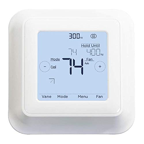 Kumo Touch MHK2 RedLINK Wireless Thermostat & Receiver Kit