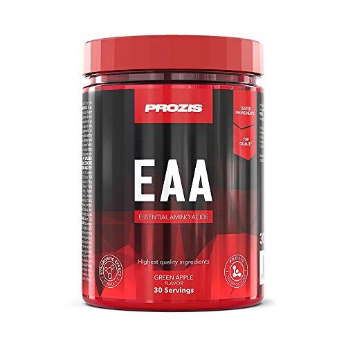 Prozis Eaa - Essential Amino Acids 30 Servings Green Apple - 420 G