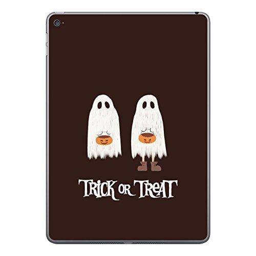 'Disagu SF/SDI 4098_ 1218Design Case Cover Protector for Apple iPad Air 2Case–Halloween Ghost 03Clear
