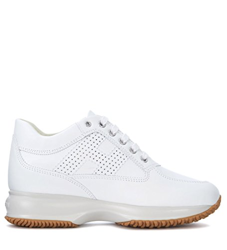 Hogan Sneaker Interactive In Leder Weiss