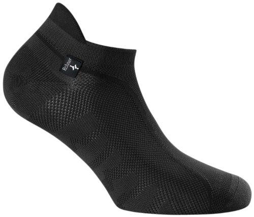 Rohner Paire de chaussettes X-Sports Rock Noir Marengo 39-41