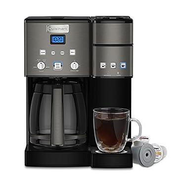 Cuisinart Coffee Center Maker, SS-15BKS, Black