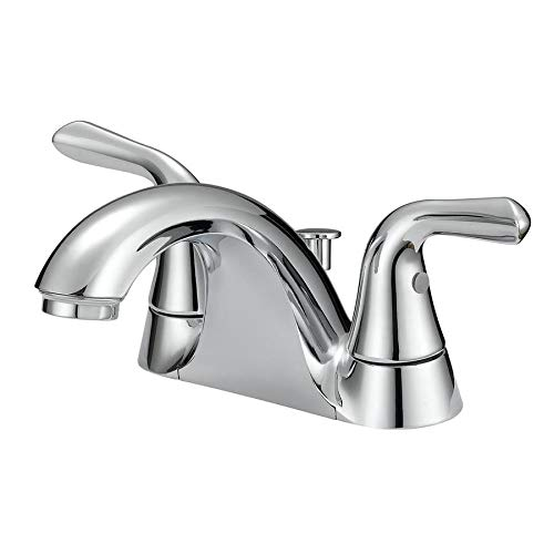 Project Source Bathroom Faucet 4in Chrome
