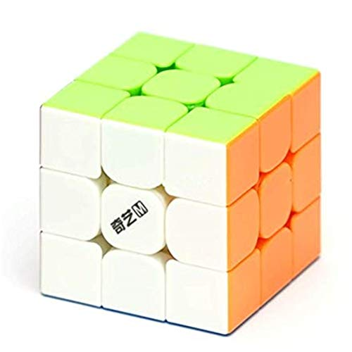 CuberSpeed QiYi MS 3x3 Magnetic stickerless Speed Cube Qiyi Mofangge M 3x3x3 Cube