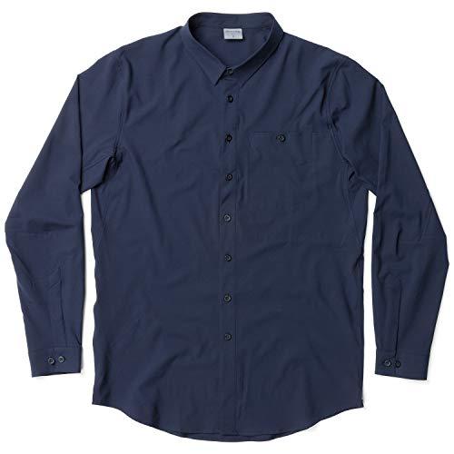 Houdini Long Hommes T-Shirt à Manches Longues L Bleu L